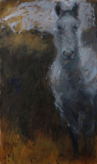 lisa pecore oil on panel, 14x23